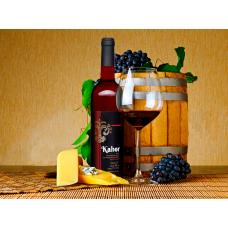 «KAHOR» Вино фруктово-ягодное натуральное
