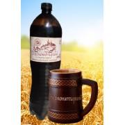 «СТАРОМОНАСТЫРСКИЙ» со вкусом кваса Напиток безалкогольный газированный 1,5л