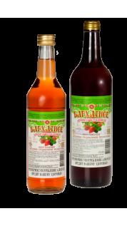«БАРХАТНОЕ АРОМАТ КЛУБНИКИ» Вино плодовое крепленое специальной технологии