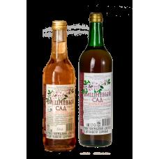«ВИШНЕВЫЙ САД» Вино плодовое крепленое крепкое улучшенного качества