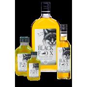 «BLACK FOX» «ЧЕРНЫЙ ЛИС» Напиток спиртной крепкий