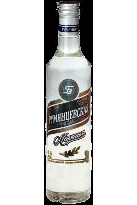 Водка «Румянцевская ледяная» 0.5л